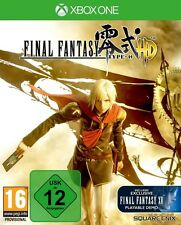 XBOX ONE Final Fantasy Type-0 HD Neu&OVP