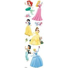 "**NEW EK Success Disney ""Princess"" 3D Slim Stickers 841305"