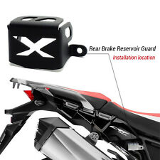 Per 2016 Honda CRF1000L Africa Twin Posteriore Reservoir Brake Guardia