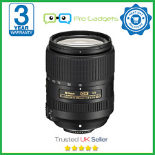 Nikon AF-S DX NIKKOR 18-300mm f/3.5-6.3G ED VR Lens - 3 Year Warrranty