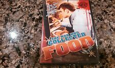 THE MAN WHO COLLECTED FOOD DVD NEW! SEALED! SHRIEK SHOW 2011 BUTCHER HORROR!