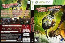 ***Earth Defense Force: Insect Armageddon (Microsoft Xbox 360, 2011)***