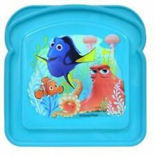 Sandwich Container Disney Finding Dory Lunch Bread Shaped Snack Box Storage