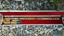 Rare Low D Concert Ready Chinese Bass Flute Dizi RP $390