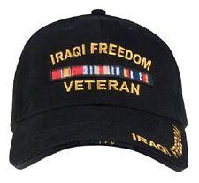 Deluxe Low Profile Cap - Iraqi Freedom