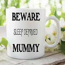 Humor Taza Divertida De La Novedad Sleep Deprived Mummy Mum Taza De Café