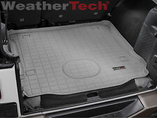 WeatherTech Cargo Liner for Jeep Wrangler Unlimited - 2015-2016 - Grey