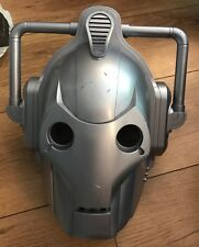 Doctor Who Cyberman voice changer helmet / mask, In working order Free P&P