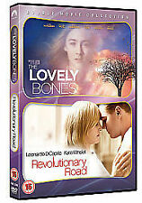 Revolutionary Road / Lovely Bones (DVD, 2011, 2-Disc Set)