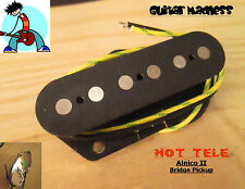 Tele Telecaster  Bridge Pickup Hot Alnico II 12k