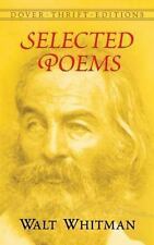 Selected Poems (Dover Thrift Editions), Walt Whitman, Good Book