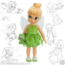 New Disney Store Tinkerbell Animators Collection doll 38cm tall Age 3+