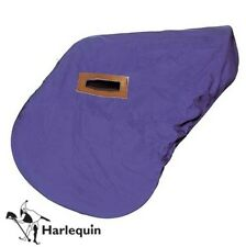 Ride On Saddle Cover - Protect your saddle in the rain! One size, Navy FREE P&P!