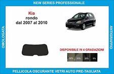 pellicole oscuranti vetri kia rondo dal 2007-2010 kit lunotto