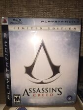 Assassins Creed 1 ALTAIR Edizione Limitata Steelbook Jumbo MINI FIGURINA RARA