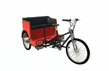 Pedicab - an American Rickshaw from Broadway to Main Street - Park