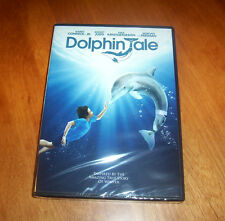 DOLPHINTALE Dolphin Winter Harry Connick, Jr. Ashley Judd Morgan Freeman DVD NEW