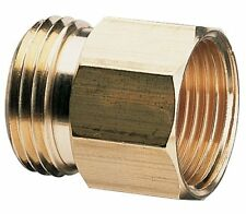 Nelson Industrial Brass Pipe and Hose Fitting for Male 3/4-Inch NPT to Female Ho