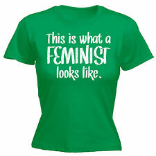 This Is What A Feminist Looks Like WOMEN T SHIRT - social rights feminism tee
