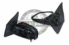 TOYOTA RAV4 ACA33 SERIES 1/2006-7/2008 LEFT SIDE DOOR MIRROR  ELECTRIC BLACK