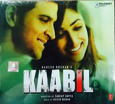 KAABIL - BOLLYWOOD ORIGINAL SOUNDTRACK CD - FREE POST