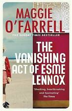 THE VANISHING ACT OF ESME LENNOX; Maggie O'Farrell - Deception and relationships