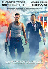 White House Down (DVD)(Channing Tatum, Maggie Gyllenhaal)(Region1)
