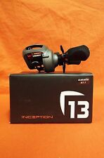 13 FISHING Inception Baitcasting Reel 8.1:1 Gear Ratio #IN8.1-LH