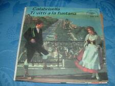 """Complesso LA RUFFA """" CALABRESELLA - TI VITTI A LA FUNTANA """" ITALY'6?  FOLKLORE"""