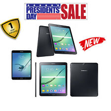 "New Samsung Galaxy Tab S2 8"" 32GB Black Android Wi-Fi with 1 Year Warranty"