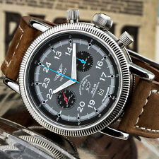 PILOT | Poljot Chronograph 3133 MiG-15 Russian mechanical Aviator's watch