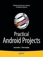 Practical Android Projects by Justin Bacon, Pieter Greyling and Lucas Jordan...