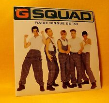Cardsleeve Single CD G Squad Raide Dingue De Toi 2TR 1996 Pop, Hip Hop, RnB
