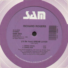 RICHARD ROGERS - (I'll Be Your) Dream Lover - sam