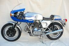 DUCATI bevel twins 900 ss blue silver kit decals complete