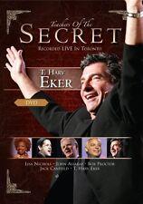 NEW Teachers of The Secret - T. Harv Eker (DVD)