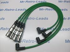 Vert 8MM performance ignition leads s'adaptera. vw golf polo lupo 1.0 1.4 qualité