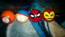 4 Character Coin Machine Luck Grab South Park & Marvel Collectables