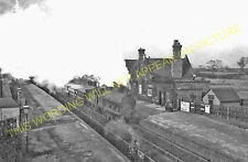 Aldridge Railway Station Photo. Streetly to Walsall and Brownhills Lines (2)