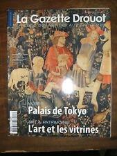 La Gazette Drouot N°13 2011 1113 Art et les vitrines Kaeppelin Paul Signac