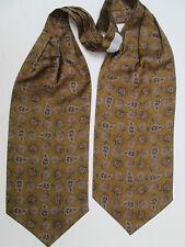 - AUTHENTIQUE foulard écharpe ENRICO COVERI  100% soie  TBEG  vintage   à saisir