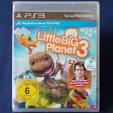 PS3 - Playstation ► LittleBigPlanet 3 ◄ NEU & OVP | dt.Version