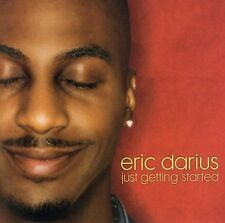 ERIC DARIUS - Just Getting Started, Euge Groove, Paul Brown