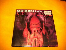Cardsleeve Single CD DA BOY TOMMY Kol Nedra 2TR 2000 jumpstyle hard house