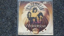 Led Zeppelin - Whole lotta love 7'' Single GERMANY