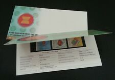 30th Anniversary Of ASEAN Malaysia 1997 Flag Country (presentation pack) MMH