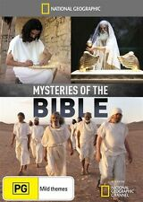 National Geographic - Mysteries Of The Bible (DVD, 2015) - Region 4