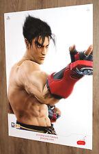 Tekken 5 Dark Resurrection rare Promo Poster 84x59.5cm  PSP