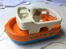 VINTAGE 1972 MATCHBOX FAMILY FERRY BOAT  MODEL LL1300 -