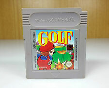 GOLF Envio Combinado MARIO NINTENDO GAME BOY GAMEBOY